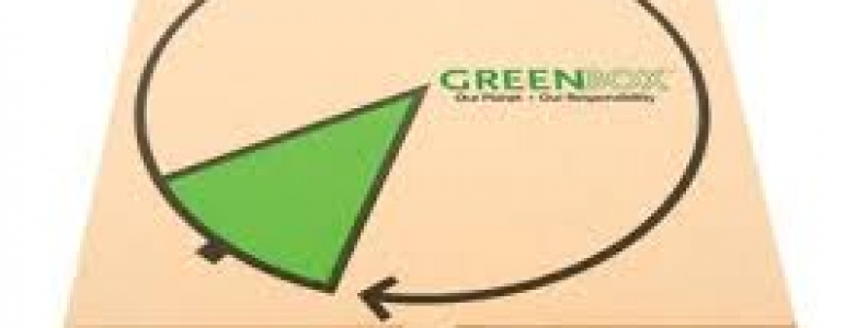 Green box, l'innovativa scatola per pizza