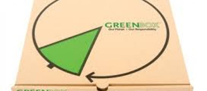 Green box, l'innovativa scatola per pizza