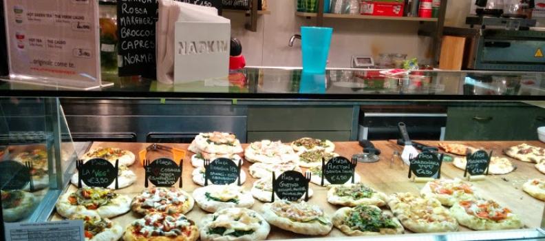 Magnifico Eat – Via Sistina