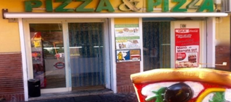Pizza & Pizza – Pinsa a taglio La Storta